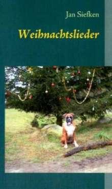 Jan Siefken: Weihnachtslieder, Buch
