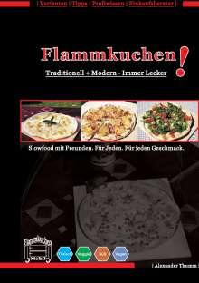 Alexander Thumm: Flammkuchen, Buch