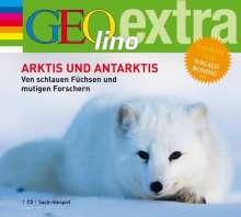 Martin Nusch: Arktis und Antarktis. Von schlauen Füchsen und mutigen Forschern, CD