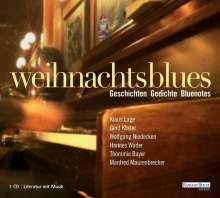 Weihnachtsblues / Geschichten - Gedichte - Bluenotes, CD