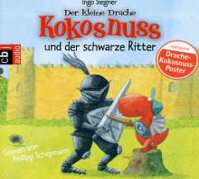Ingo Siegner: Der kleine Drache Kokosnuss und der schwarze Ritter, CD