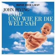 John Irving: Garp und wie er die Welt sah, 19 CDs