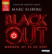 Marc Elsberg: Blackout, MP3-CD