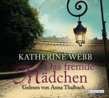 Katherine Webb: Das fremde Mädchen, 6 CDs
