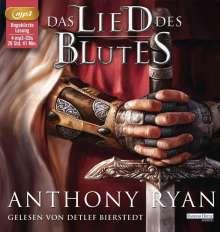 Anthony Ryan: Das Lied des Blutes, MP3-CD