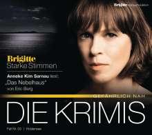 Eric Berg: Das Nebelhaus, 4 CDs
