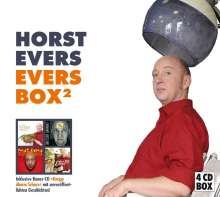 Horst Evers: Evers Box 2, 4 CDs