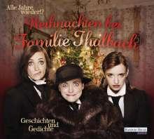 Alle Jahre wieder!? Weihnachten bei Familie Thalbach, 2 CDs