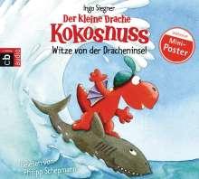 Ingo Siegner: Der kleine Drache Kokosnuss 01 - Witze von der Dracheninsel, CD