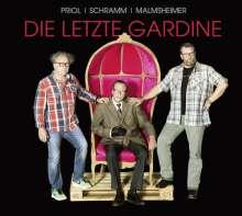 Jochen Malmsheimer: Die letzte Gardine - Eine Lederhand packt ein, 2 CDs