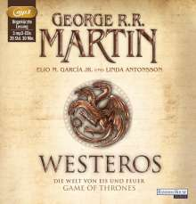 George R. R. Martin: Westeros, 3 Diverses