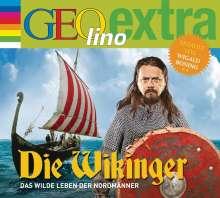 Martin Nusch: Die Wikinger - Das wilde Leben der Nordmänner, CD