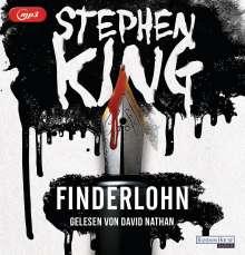 Stephen King: Finderlohn, MP3-CD