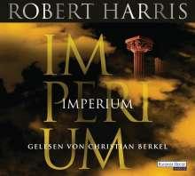 Robert Harris: Imperium, 6 CDs