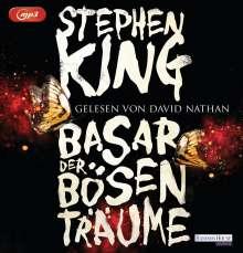 Stephen King: Basar der bösen Träume, 3 MP3-CDs