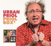 Priol Box 2, 5 CDs