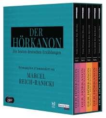 Johann Wolfgang von Goethe: Der Hörkanon  - Herausgegeben und kommentiert von Marcel Reich-Ranicki, 8 Diverses