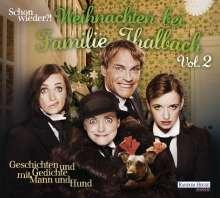 Schon wieder!? Weihnachten bei Familie Thalbach, CD
