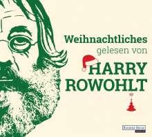 David Sedaris: Weihnachtliches gelesen von Harry Rowohlt, 2 CDs