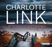 Charlotte Link: Die Entscheidung, 10 CDs