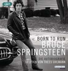 Bruce Springsteen: Born to Run, 3 MP3-CDs