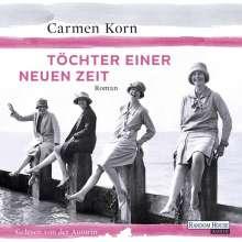 Carmen Korn: Töchter einer neuen Zeit (Band 1), 8 CDs