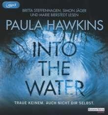 Paula Hawkins: Into the Water - Traue keinem. Auch nicht dir selbst., 2 MP3-CDs