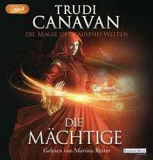 Trudi Canavan: Die Magie der tausend Welten - Die Mächtige, 3 Diverses