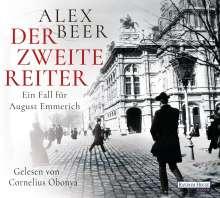 Alex Beer: Der zweite Reiter, 5 CDs