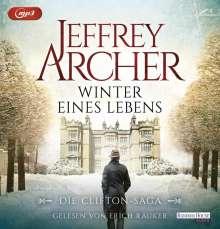 Jeffrey Archer: Winter eines Lebens, 2 MP3-CDs