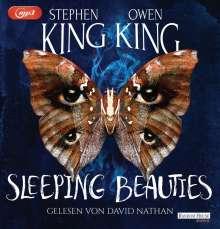Stephen King: Sleeping Beauties, 3 MP3-CDs