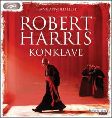 Robert Harris: Konklave, MP3-CD