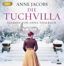 Anne Jacobs: Die Tuchvilla, 2 MP3-CDs