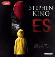 Stephen King: Es, 5 MP3-CDs