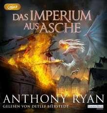 Anthony Ryan: Das Imperium aus Asche, 3 MP3-CDs