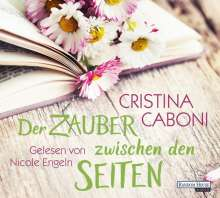 Cristina Caboni: Der Zauber zwischen den Seiten, 5 CDs