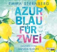 Emma Sternberg: Azurblau für zwei, 6 CDs