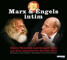 Marx & Engels intim, CD