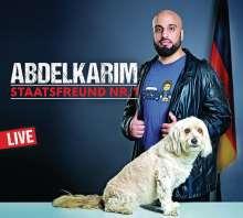 Abdelkarim: Staatsfreund Nr. 1, 2 CDs