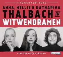 Fitzgerald Kusz: Witwendramen, CD
