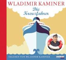 Wladimir Kaminer: Die Kreuzfahrer, 2 CDs