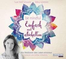 Be mindful - Einfach mal abschalten, 3 CDs