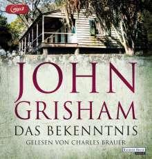 John Grisham: Das Bekenntnis, 2 MP3-CDs