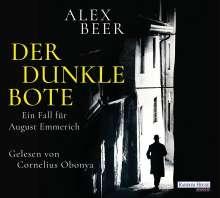 Alex Beer: Der dunkle Bote, 6 CDs