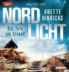 Anette Hinrichs: Nordlicht, 2 MP3-CDs