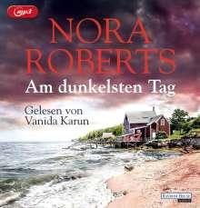 Nora Roberts: Am dunkelsten Tag, 2 MP3-CDs
