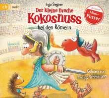 Der kleine Drache Kokosnuss bei den Römern, CD
