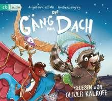Andreas Hüging: Die Gäng vom Dach, 2 CDs