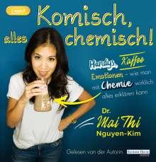 Mai Thi Nguyen-Kim: Komisch, alles chemisch, MP3-CD