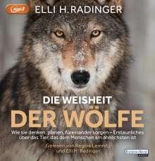 Die Weisheit der Wölfe, MP3-CD